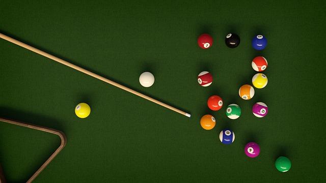 les différents jeux de billard dans le monde