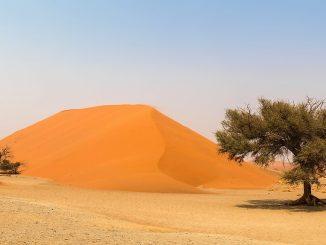 La Namibie, une destination par excellence pour une rencontre culturelle